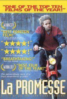 La Promesse / HU DVD 1490 / http://catalog.wrlc.org/cgi-bin/Pwebrecon.cgi?BBID=6248231