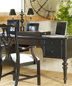 Vintage Desk, Home Office
