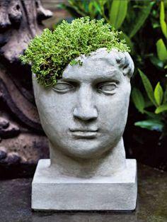 Aurelius Cast Stone Planter