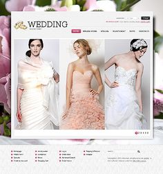 Website Template #36587