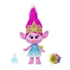 Trolls Hug Time Poppy Large Doll Light Up Sing Speak Interactive Play Kids New
