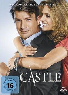 Castle - Die komplette fünfte Staffel