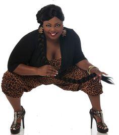 America's Homegirl Cocoa Brown – Plus Size Actress & commedienne