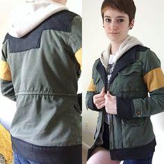 lance jacket | Tumblr OH MY GOOOOSH!!!! I WANT ONE SOOOO BAD!!!! Like, I am on total fangirl mode right now! AHHHHH!