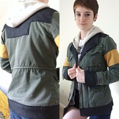 lance jacket   Tumblr