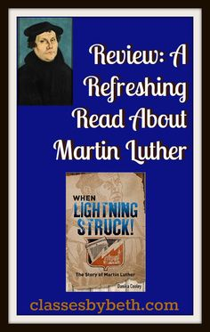 A Refreshing Read About Martin Luther