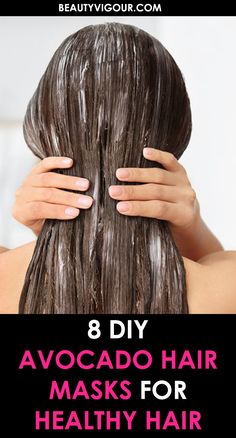 Avocado has so many properties that help improve the appearance of hair. Here, we'll show you the best avocado hair mask recipes that you can make at home. Grey Hair Remedies, Home Remedies For Hair, Hair Loss Remedies, Natural Hair Care Tips, Natural Hair Styles, Long Hair Styles, Avocado Hair Mask, Hair Growth, Healthy Hair