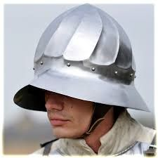 Image result for italian made helmet medieval