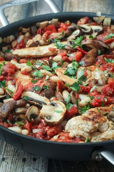 Tuscan Chicken Skillet | 27 Low-Stress Chicken Dinners You Can Make In One Pan