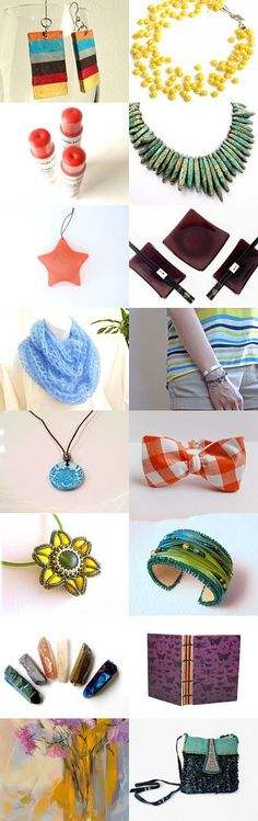 Always Colorful  by Lauren Constantino on Etsy--Pinned with TreasuryPin.com