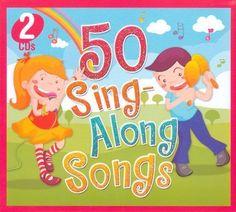 50 Sing-Along Songs [Sunshine Kids] [CD]