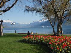 Switzerland. Vevey.