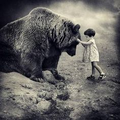 Bear and Child