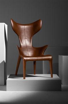 Кресло к окну - 2 шуки (есть в нем что-то охотничье)