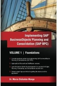 Implementing SAP Business Objects Planning and Consolidation (SAP BPC): Volume I: Foundations	http://sapcrmerp.blogspot.com/2012/03/implementing-sap-business-objects.html
