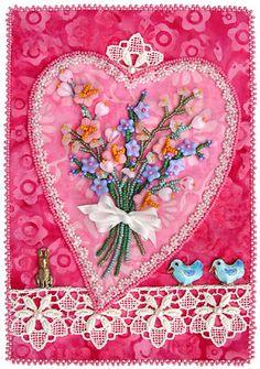 Valentine for Little Robin by Robin Atk, via Flickr