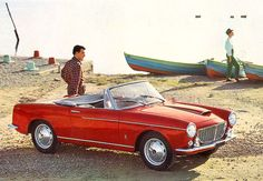 #Fiat 1600 S with OSCA engine @Fiat Official