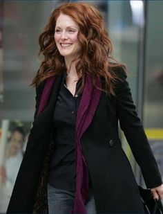 hair. Julianne Moore. photo: ??