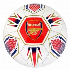 Official Arsenal FC Team Football Size 5