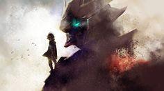 Gundam Barbatos Mikazuki Anime Art Wallpaper