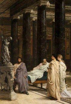 Lourens Alma Tadema - A Lover of Art