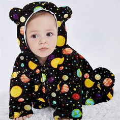 This is a link to Amazon and as an Amazon Associate I earn from qualifying purchases. Kids4ever Newborn Baby Snowsuit Warm Fleece Jumpsuit Cartoon Bear Hooded Romper Footie Pajamas 0-12M #babyclothes #babysnowsuit Elsword Anime, Baby Snowsuit, Charcoal Teeth, Cartoon Bear, Social Media Impact, Web Design Tips, Cute Patterns Wallpaper, Snow Suit, New Things To Learn