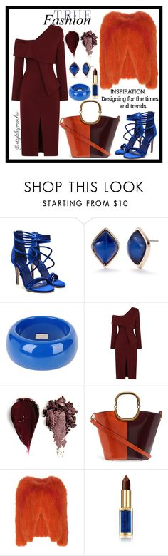 """""""Public Affairs"""" by mochachalon ❤ liked on Polyvore featuring New Directions, Dsquared2, Rituel de Fille, Marni, Vanessa Bruno and L'Oréal Paris"""