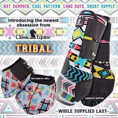 Tribal prints are awesome!