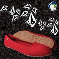 ¡Pasos seguros! #Shoes #Volcom para acompañarte en tu camino. Disponibles en www.Mareblustore.com  #Mareblustore #TiendaOnLine #TiendaFisica #Valencia #SanDiego #SanDiegoValencia #TiendaSurf #TiendaSurfValencia #Moda #LoIn #Trendy #Rojo #Fashion #Moderna #Cute #Universitaria #Mujer #Exitosa #Unicas #Chicas #Estilo #Chic #Inlove #Amigas #Zapatos #LasAmo #Maracay #Comodidad