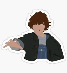 Stranger Things stickers featuring millions of original designs created by independent artists. Meme Stickers, Tumblr Stickers, Phone Stickers, Journal Stickers, Cool Stickers, Printable Stickers, Patches Tumblr, Stranger Things Tumblr, Wallpaper Stickers