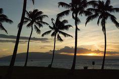 Good old Hawaiian sunset #travel #HI