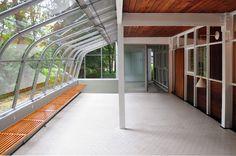 Galeria de Uma desconhecida residência projetada por Eames - 2
