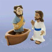 Jesus Walks on Water Lesson