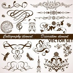 scroll shapes - Google Search