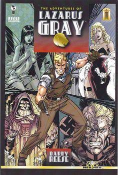 The Adventures of Lazarus Gray    user Jacob Gore posted a review of The Adventures of Lazarus Gray ...
