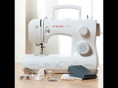 Singer Talent 23Stitch Sewing Machine - YouTube