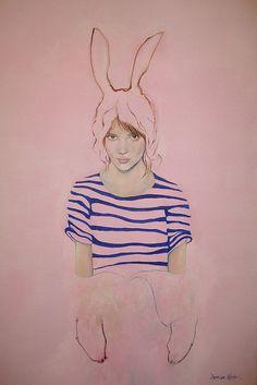 beautiful work by Dublin based illustrator Denise Nestor