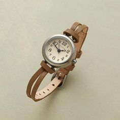 A Woman's Watch. Delicate for small wrists!