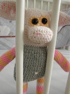 brioschka / crochet piglet