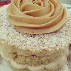 Naked Cake de Doce de Leite