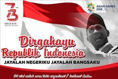 Backdrop C - m Dirgahayu RI ke 73 Baby Girl Clipart, Best Banner, Certificate Design, Haikyuu Wallpaper, Quotes Indonesia, Coreldraw, Digital Prints, Backdrops