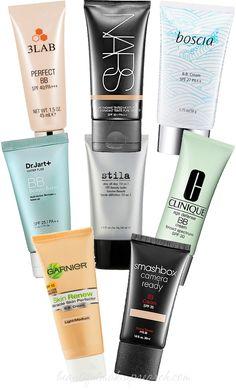 The 8 BB Cream. Yes my Garnier made the best list Primers, Smokey Eye Makeup, Skin Makeup, Makeup Contouring, Beauty Make-up, Beauty Hacks, Beauty Zone, Beauty Balm, Sephora