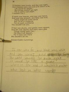 Ideas for high school level poet studies from Harmony Art Mom