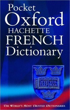 Pocket Oxford-Hachette French dictionary
