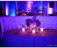 Sweetheart Table At Founders Hall