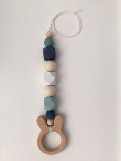 Kinderwagenketten - Maxi-cosi Kette Babyschalenanhänger - ein Designerstück von MyDIYLove bei DaWanda