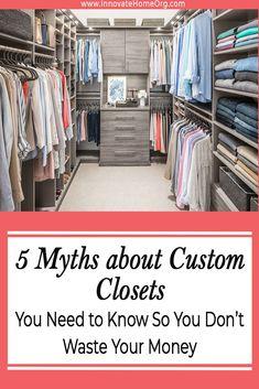 Custom Closet Design, Custom Closets, Wardrobe Design, Closet Designs, Bedroom Designs, Artwork Above Bed, Bedroom Artwork, Bedroom Wall, Innovation