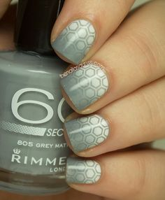 Hunger Games: Catching Fire Inspired Nail Art