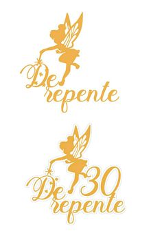 Cake Toppers, 30 Years, Giraffe Illustration, Tinkerbell, Capes, Flowers