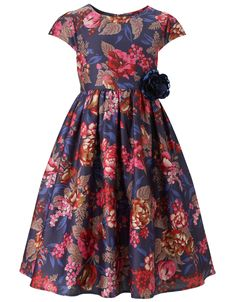 Berry Print Dress - Monsoon (Yes, this is a child's dress - so?!?)
